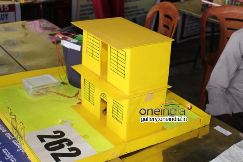 Inspire Award 2014 exhibition in Mangalore Photos