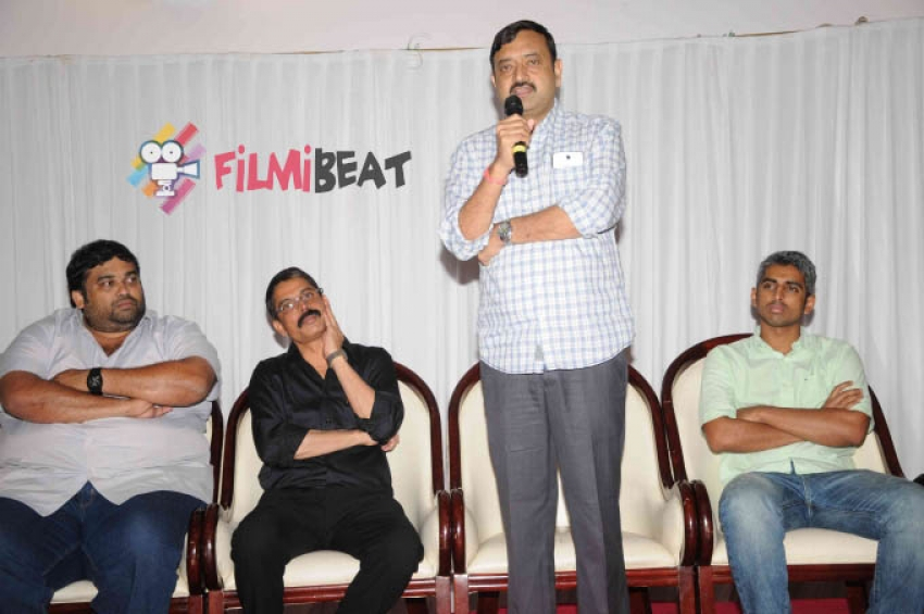 Power Kannada Movie Press Meet Photos