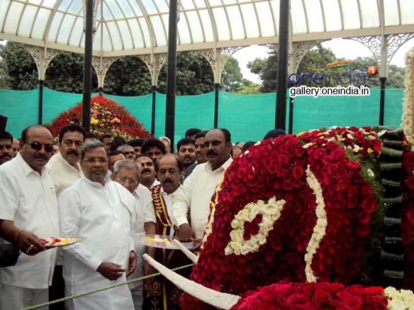 Lalbagh flower show 2014, Bangalore Photos
