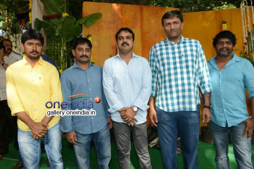 Mahesh Babu New Movie Launch Photos
