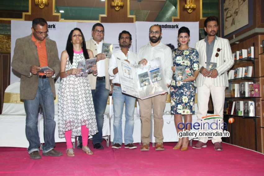 The Lunchbox Movie DVD launch Photos