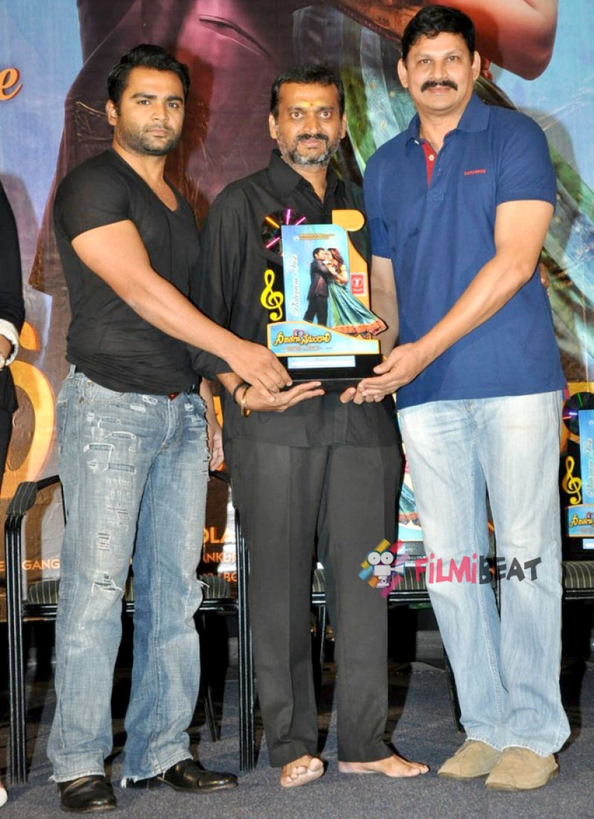 Nee Jathaga Nenundali Platinum Disc Function Photos