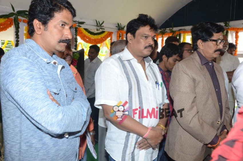 Nikitha International & Hitan Entertainment Combines New Movie Launch Photos