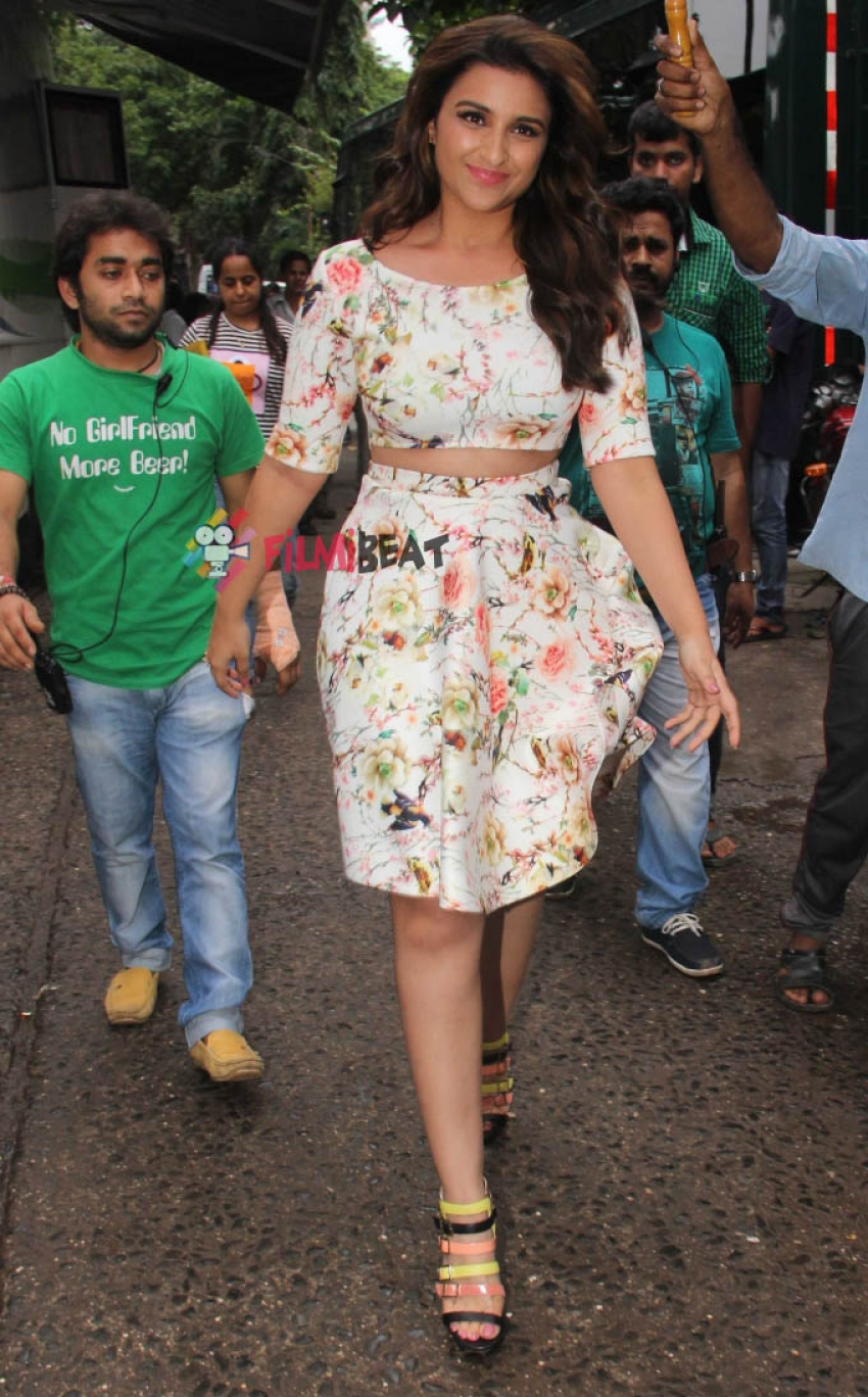 Daawat-e-Ishq Promotion on Jhalak Dikhhla Jaa Photos