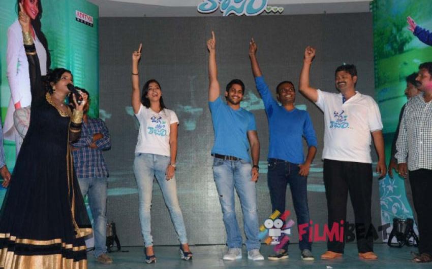 Oka Laila Kosam Music Launch Photos