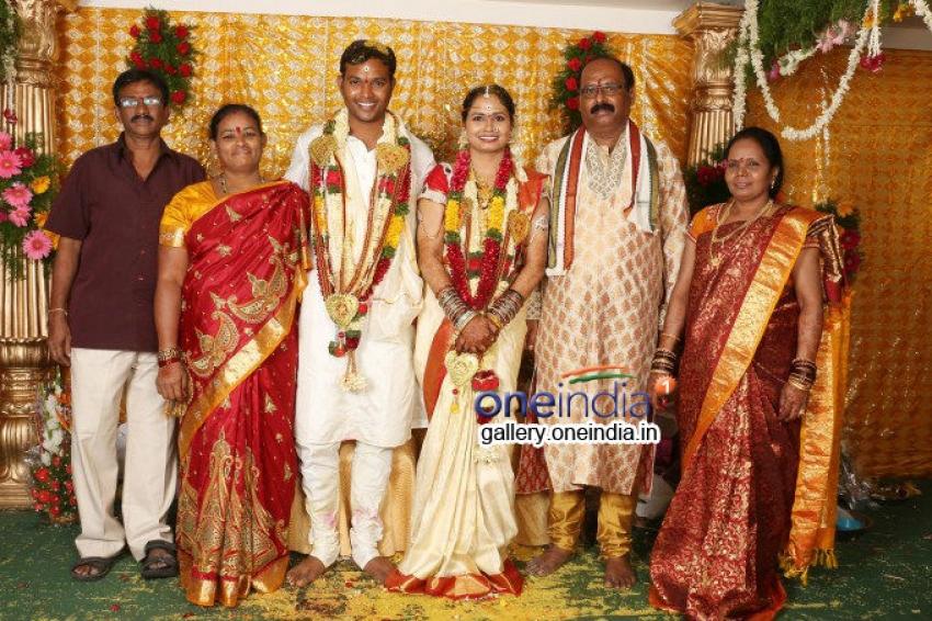 Rambabu Varma Daughter Marriage Photos