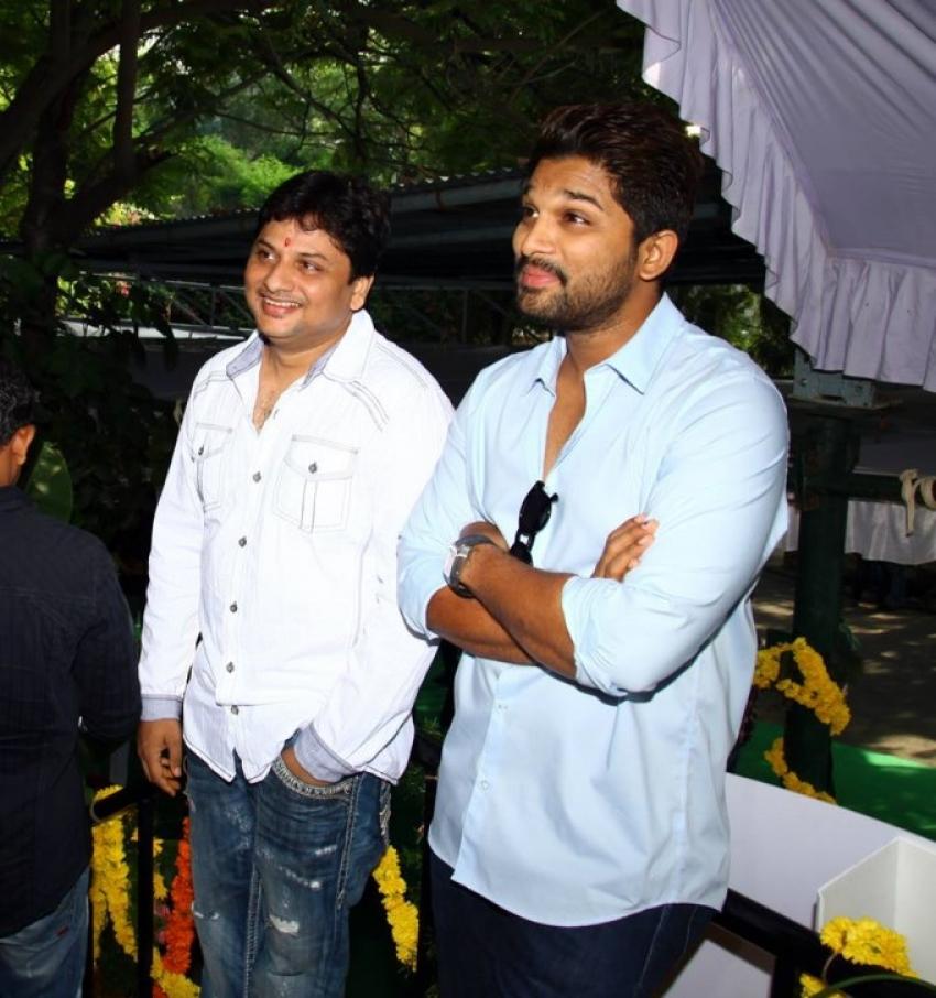 Ravi Teja's Kick 2 Movie Launch Photos