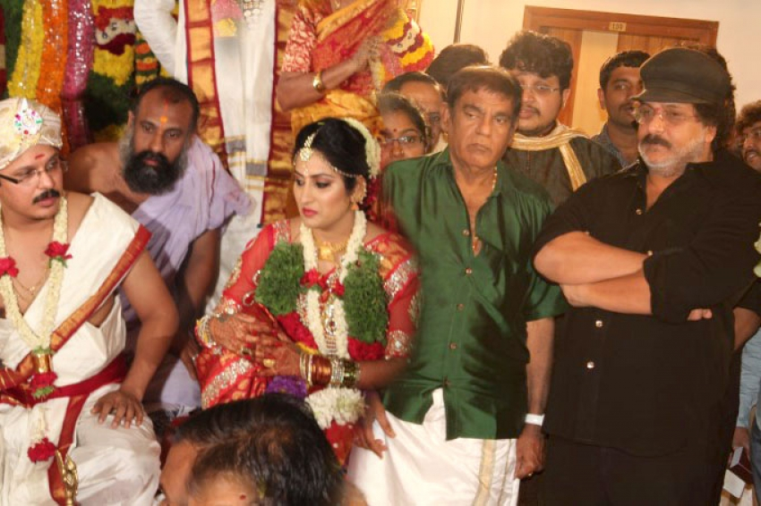 Roopa Iyer & Gowtham Srivatsa Wedding Photos