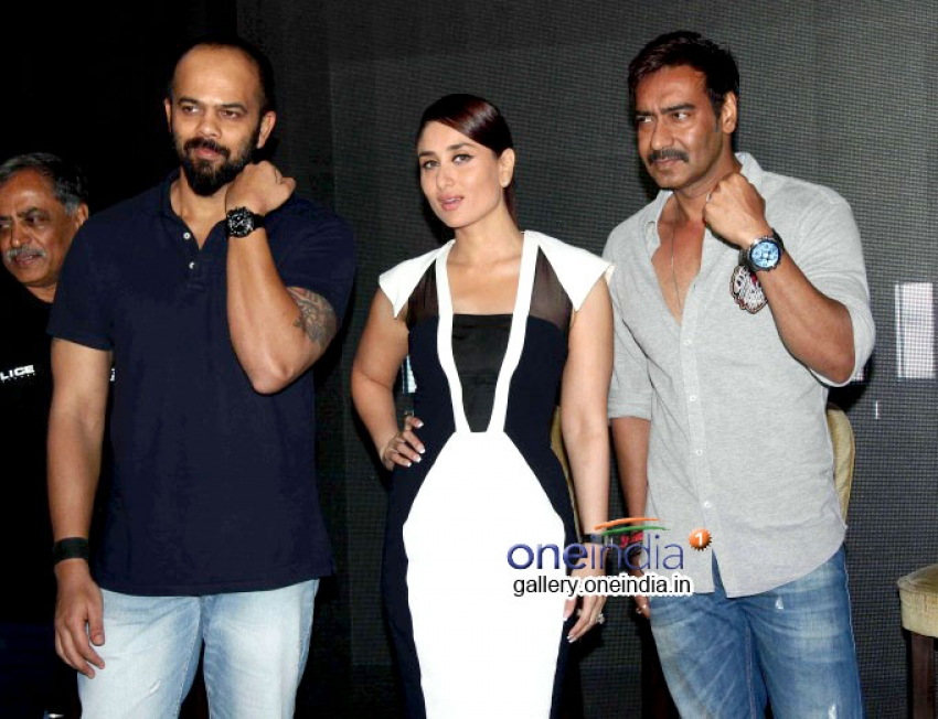 Singham Time Wear Collection Launch Photos