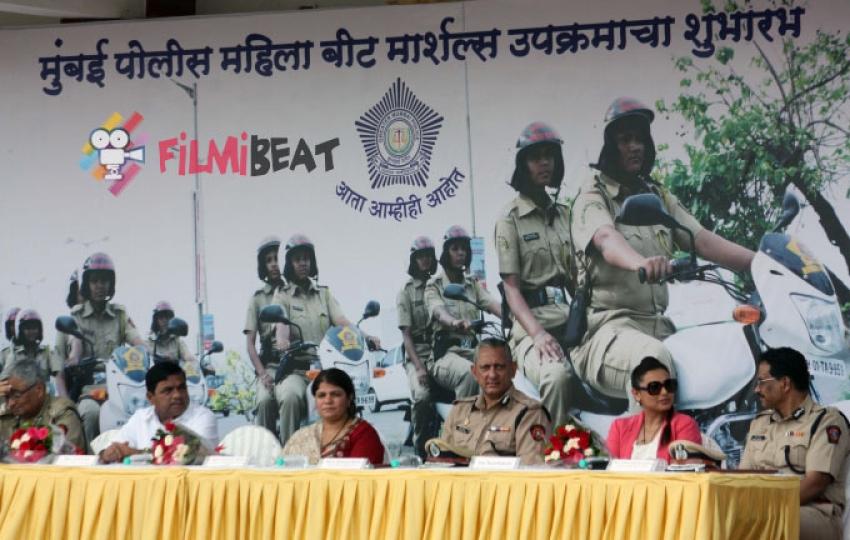 Rani Mukerji launches Women Beat Marshall's Photos