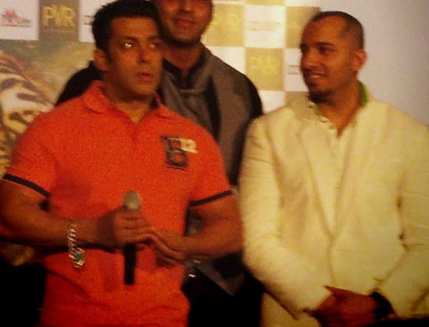 Salman Khan Launched Roar Trailer Photos