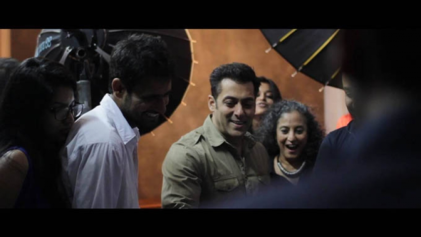 Salman Khan Launches Being Human Clothing Photos