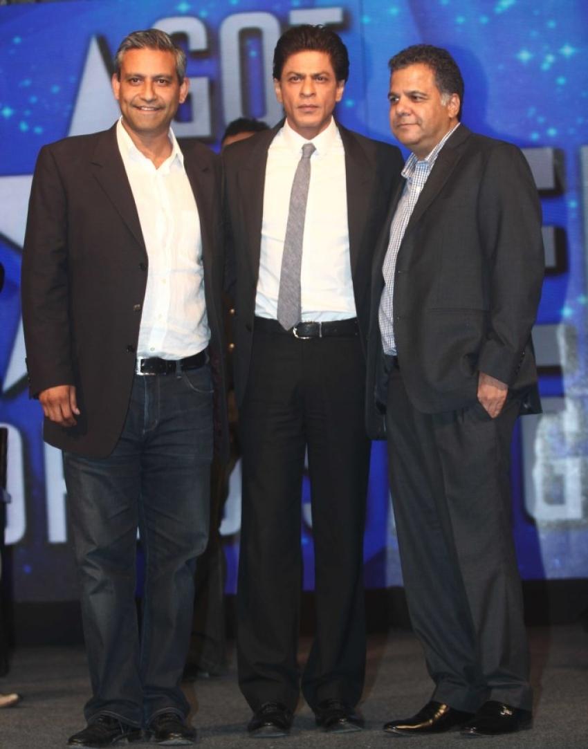 Shahrukh Khan to Host Got Talent World Photos