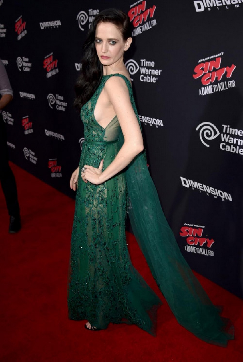 Sin City: A Dame to Kill For - World Premiere Show Photos