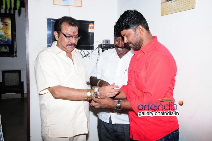Producer Sivasakthi Pandian Birthday Celebration 2014 Photos