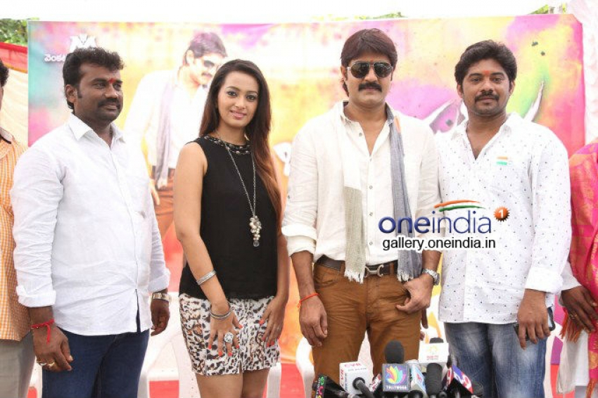 Jalsa Rayudu Movie Muhurat Photos