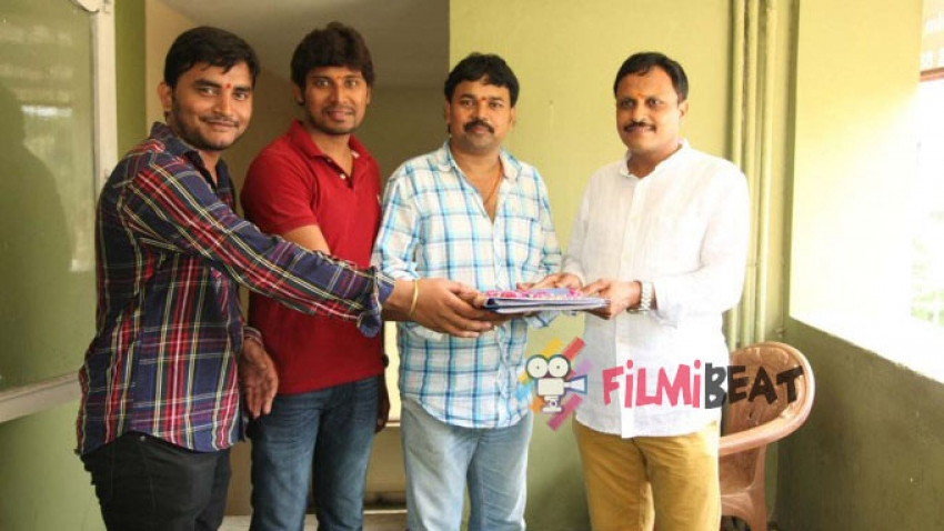 SS Celluloids Production No 1 Movie Launch Photos