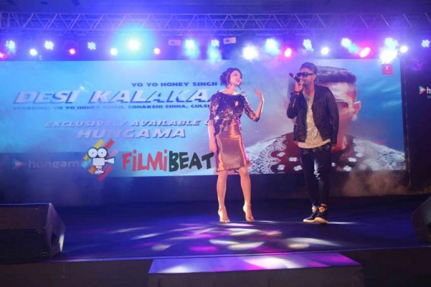 Desi Kalakaar Album Launch Photos