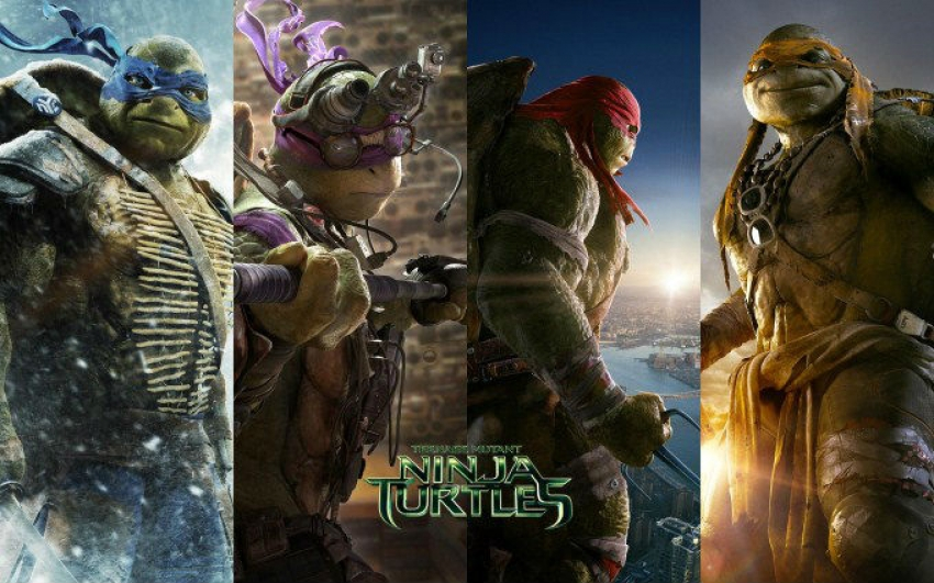 Teenage Mutant Ninja Turtles Photos