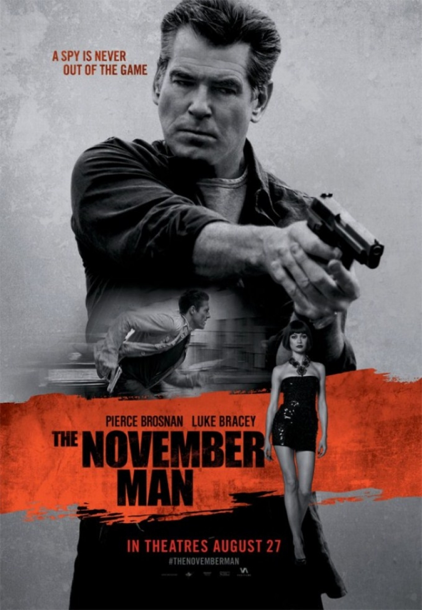 The November Man Photos