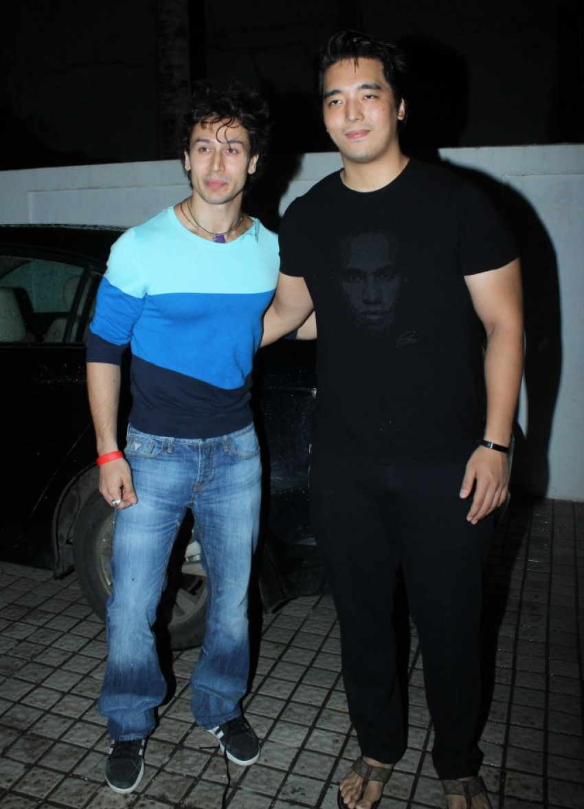 Akshay Kumar, Twinkle Khanna, Aarav Kumar, Tiger Sharoff, Shilpa Shetty Spotted at PVR Juhu Photos