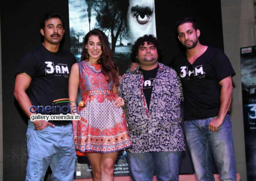 Trailer launch of 3AM Photos