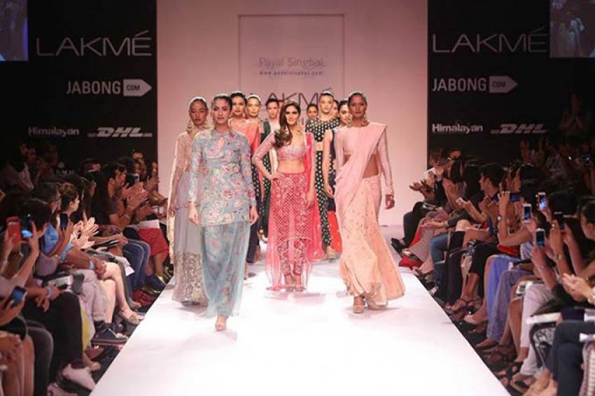 Celebs at Lakme Fashion Week 2014 Photos