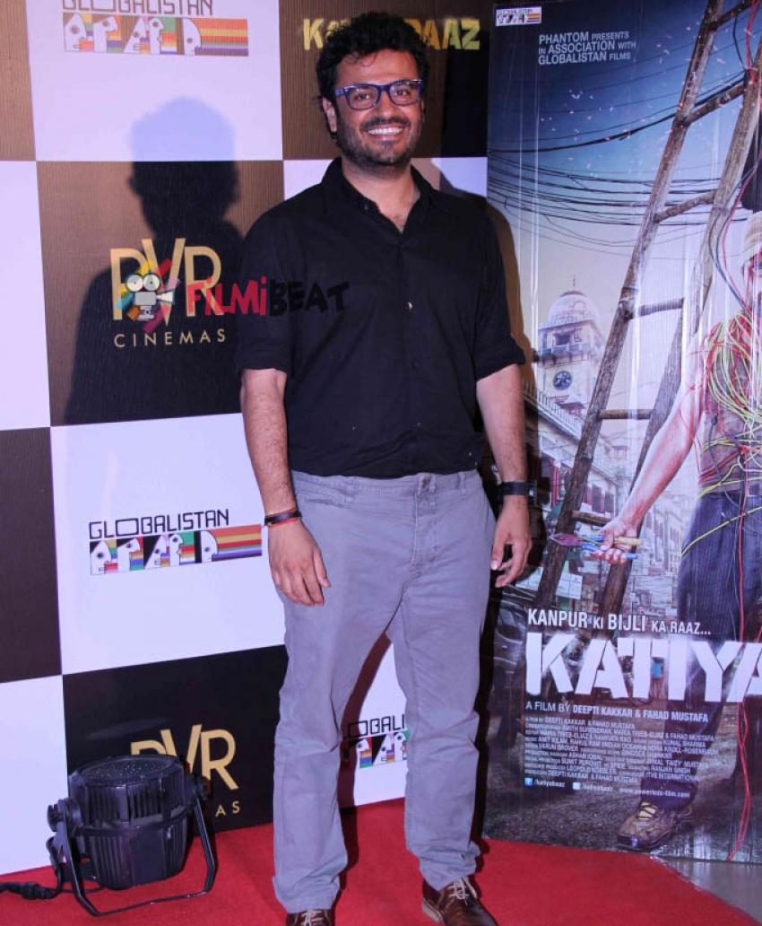 Katiyabaaz Special Screening Photos
