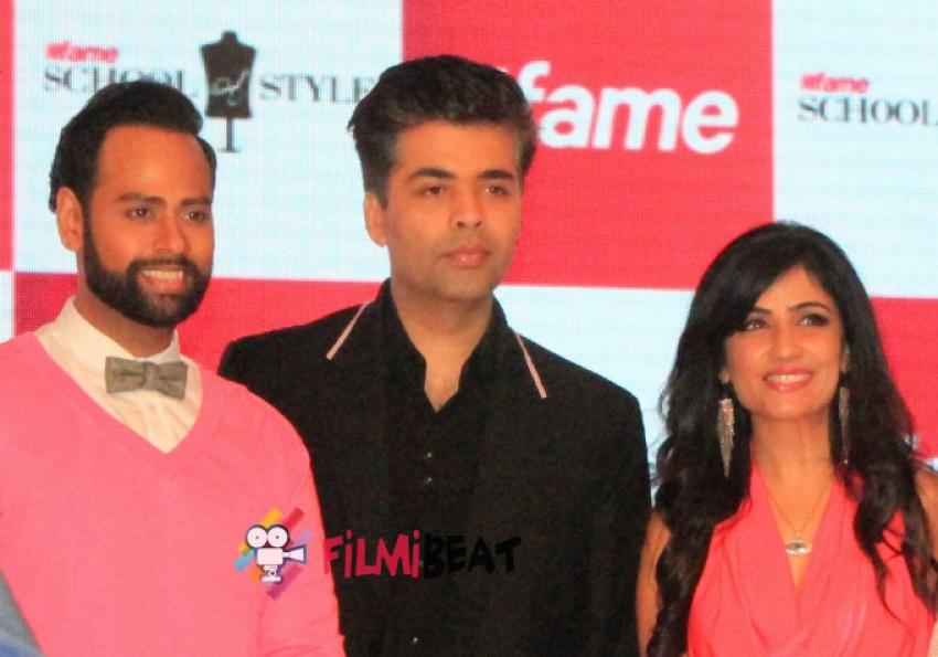 Fame A Digital Entertainment Network Launch Photos