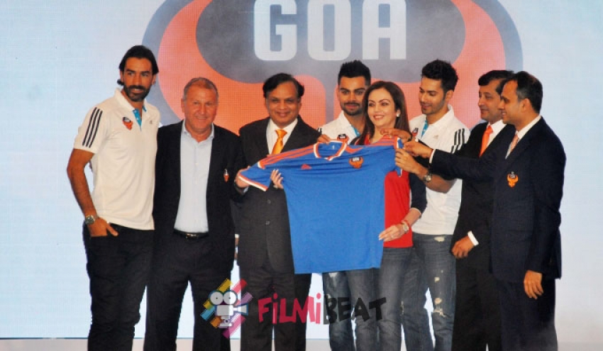 Robert Pires Signs Up For ISL Side FC Goa Photos