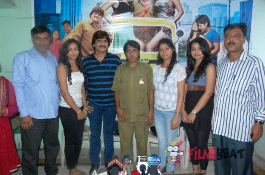 Dilip Sen launches film Nizaam Jhootha Rickshewala Photos