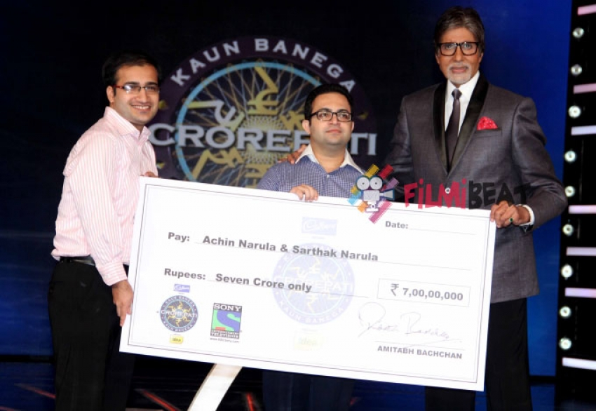 KBC Gets Its First 'Maha Crorepati' This Season Photos