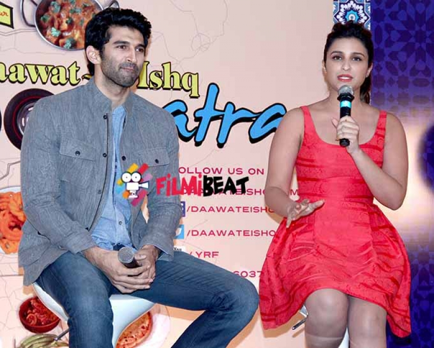 DAAWAT-E-ISHQ sets out on an exciting FOOD YATRA Photos