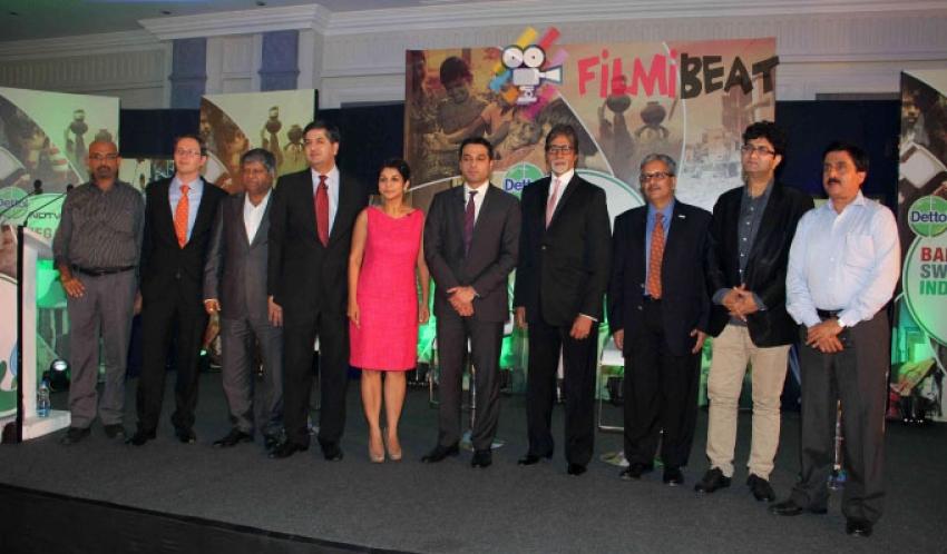 'Banega Swachh India' Campaign Launch Photos