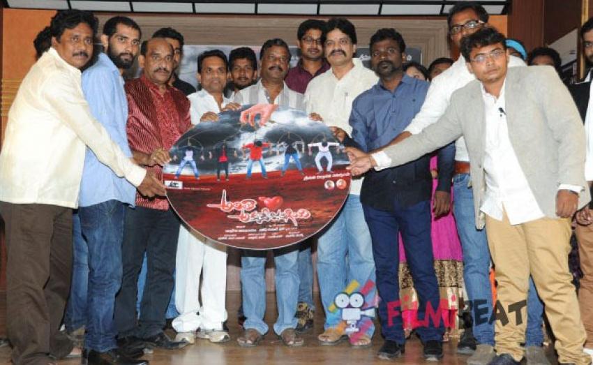 Antha Akkade Jarigindi Audio Launch Photos