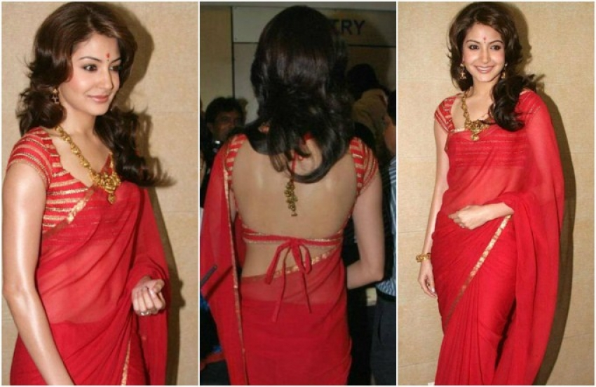 Bollywood Actresses Flaunting their Bare Back Photos