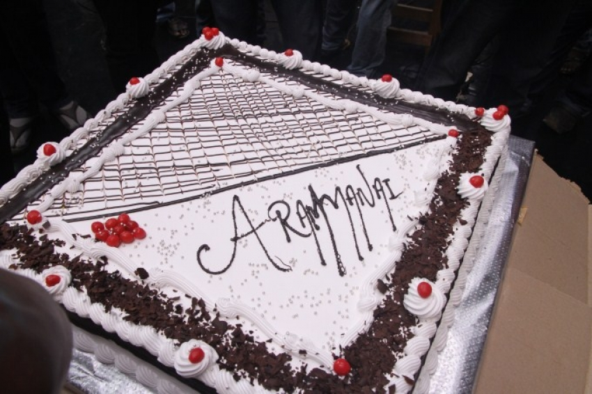 Aranmanai Success Party Photos