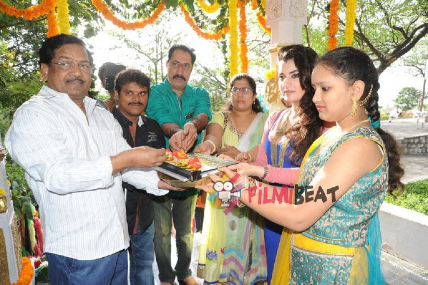 Padmavathi Art Productions Movie Launch Photos