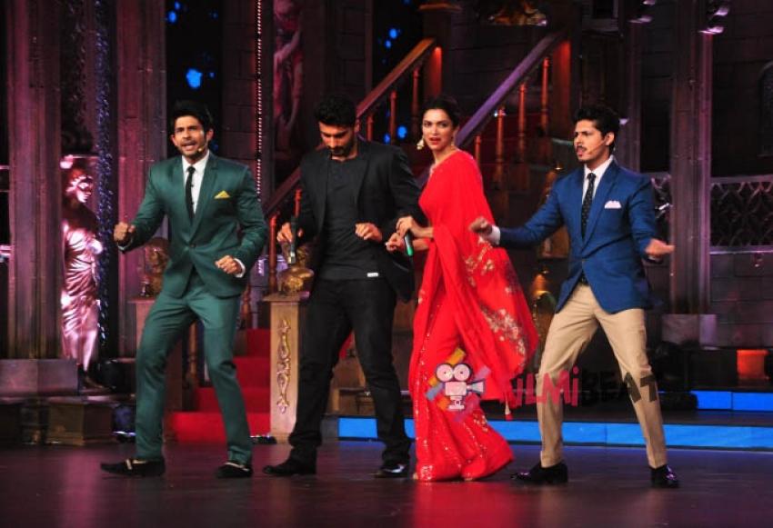 Finding Fanny Promotion on India's Best Cine Stars Ki Khoj Photos
