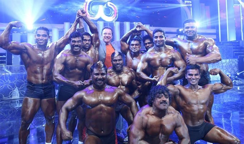 Shankar's I Audio Launch Photos
