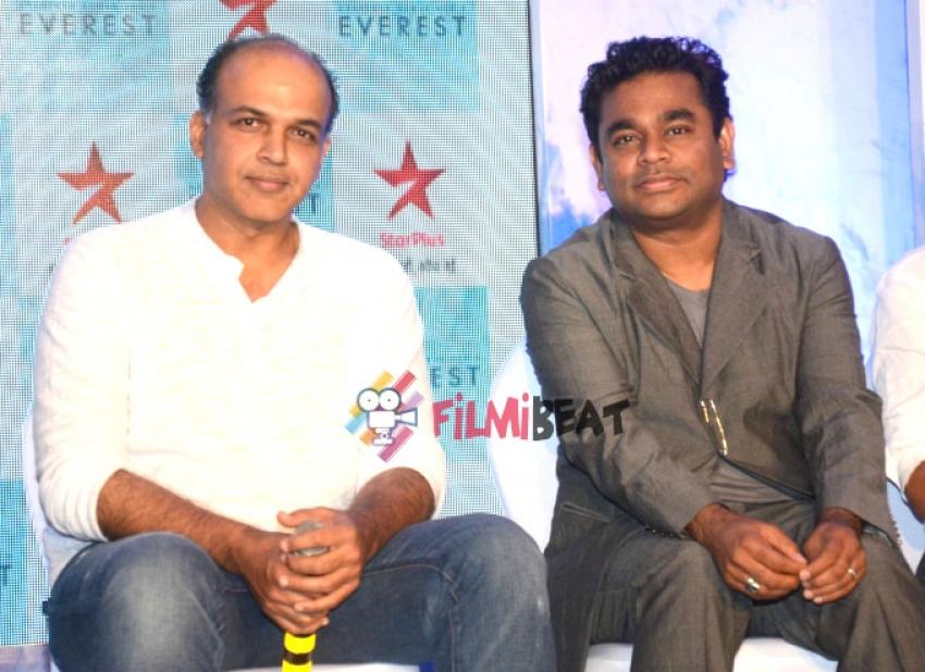 Everest Television Show Launch Photos