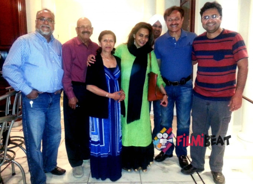 Barkha Roy Donated 10,000 USD Which She Got At San Fransisco Global Fest Photos