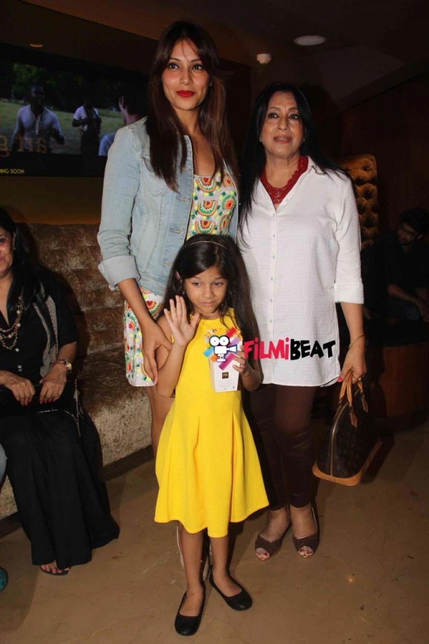 Bipasha Basu hold a Special Screening of film Creature 3D Photos