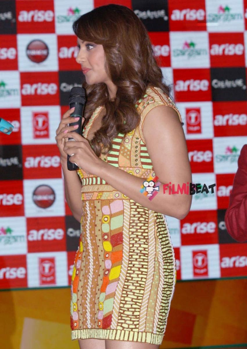 Bipasha Basu launched Sangam news letter Photos