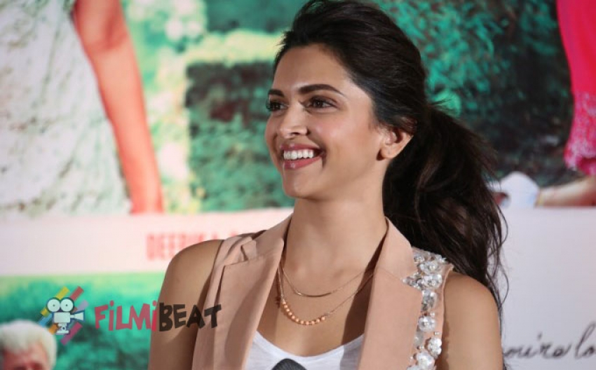 Finding Fanny Promotional Press Meet at Hyderabad Photos