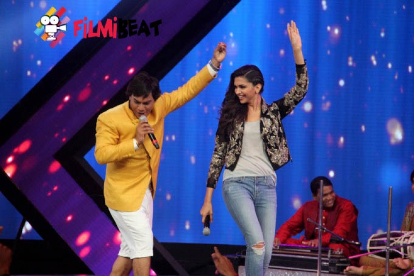 Finding Fanny promotion at Raw Star television show Photos
