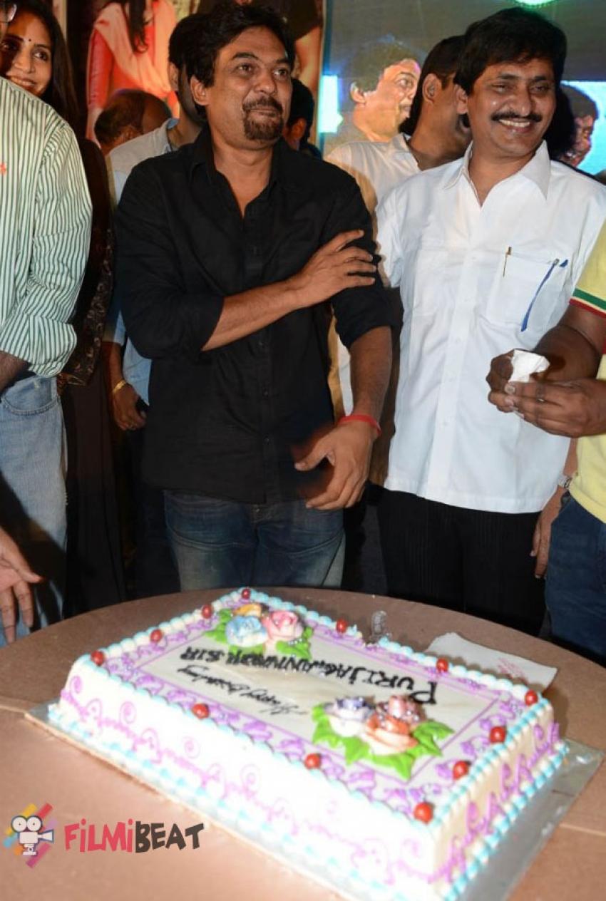 Director Puri Jagannadh's Birthday Celebration Photos