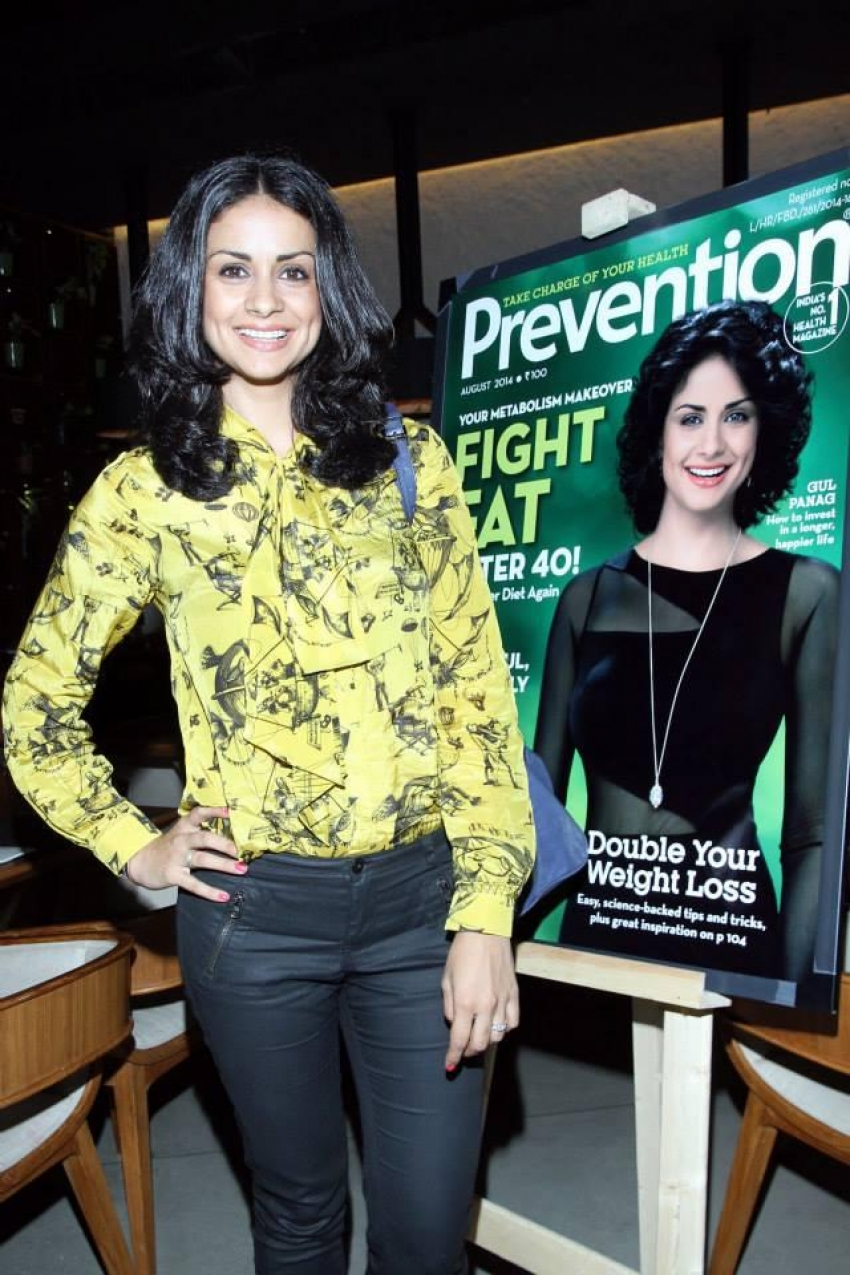 Gul Panag Inaugurates Running Campaign From Minutes to Miles Photos