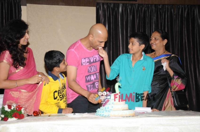 Indrajit Lankesh's Birthday Bash Photos