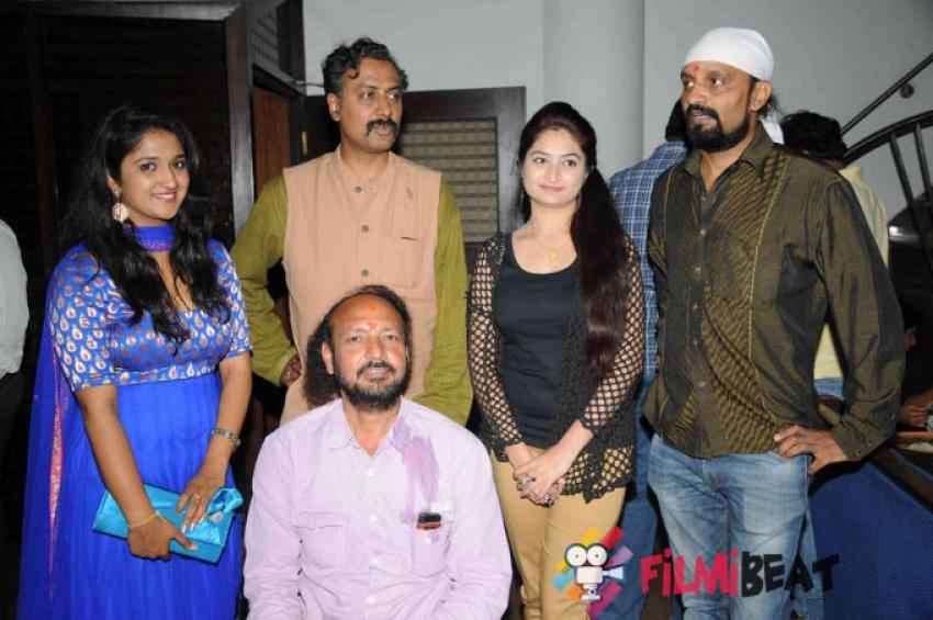 Ingale Marga Movie Press Meet Photos